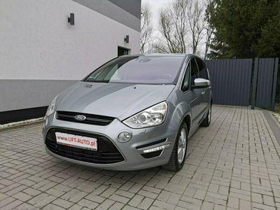 używany Ford S-MAX 1.6dm 160KM 2012r. 169 000km