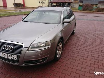 używany Audi A6 C6 2005 2,4 benz gaz nawi.klimatronik dwustrefowy