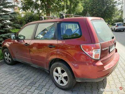 używany Subaru Forester Salon Polska pierwsza rejestracja 2010