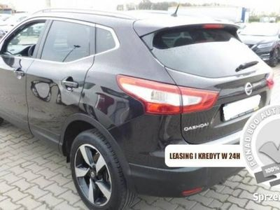 używany Nissan Qashqai 1.6 DIG-T NConnecta FV 23%, Gwaranc