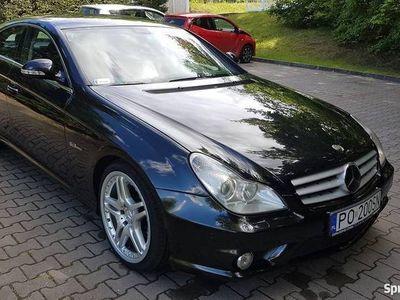 używany Mercedes CLS55 AMG