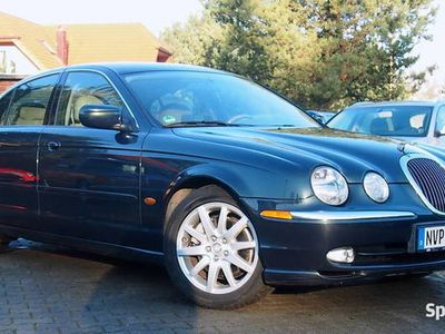 używany Jaguar S-Type 3.0 V6 Exclusive Po opłatach !