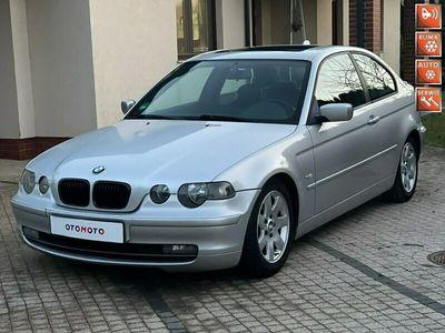 używany BMW 325 325 e46 ti 192KM Compakt Manual Skóra Sport Opłacona E46 (1998-2007)
