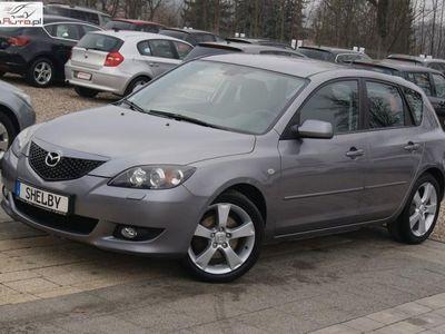 używany Mazda 3 2dm3 150KM 2006r. 93 000km