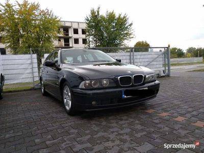 używany BMW 525 e39 d 163KM 2002 Touring