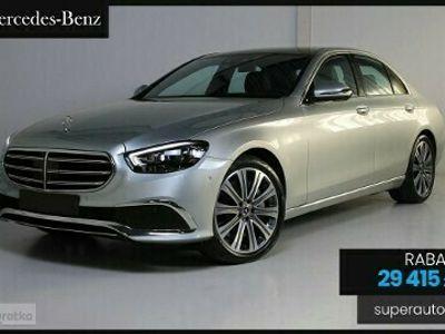 używany Mercedes 220 Klasa E 2.04MATIC (194KM)   EXCLUSIVE   + Pakiet wyposażenia Premium