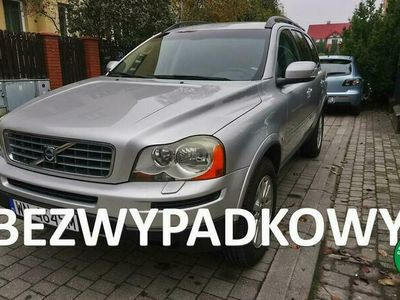 używany Volvo XC90 III 2.4 D5 AWD Momentum,automat,185 KM ,skóra,bezwypadkowy