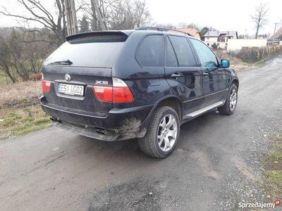 używany BMW X5 4,4tu lpg