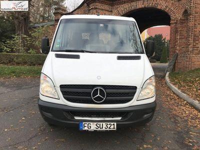 brugt Mercedes Sprinter III