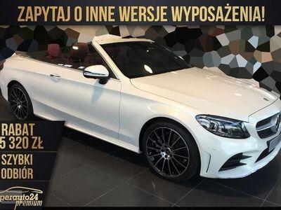 używany Mercedes C300 Klasa C W205 2.0(245KM)|AMG + Premium Plus |CABRIO! Zapytaj o rabat specjal
