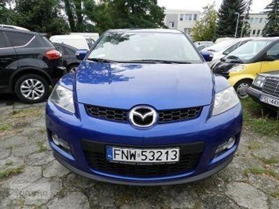 używany Mazda CX-7 benzyna