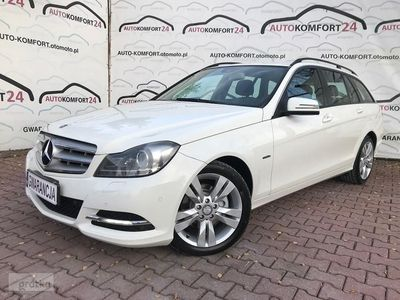 gebraucht Mercedes 220 Klasa C W204Nawigacja - Ks. serw. - Automat - Stan bdb - Gwarancja