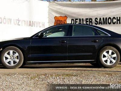 używany Audi A8 III (D4) 3.0TDI 250ps 1wł PL salon Serwis ASO Gwarancja Zamiana Raty, Gdynia