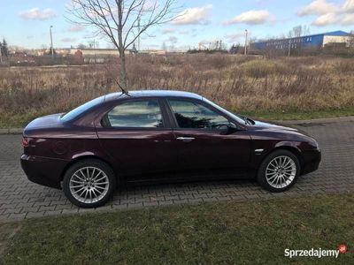 używany Alfa Romeo 156 2004r od fana AR zadbany