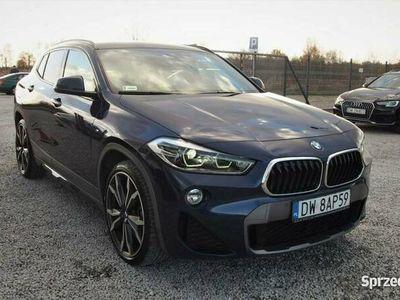 używany BMW X2 2.0d 190KM 18/19r. 53tys km. xDrive, LED, PL Salon, Head-Up, FV23%