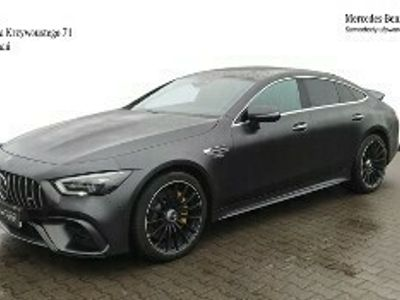 używany Mercedes AMG GT