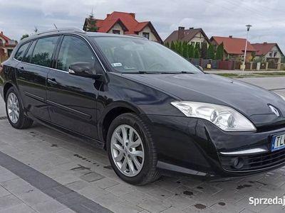 używany Renault Laguna III kombi 2.0 turbo + gaz, klima, automat, be