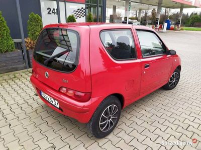 używany Fiat 600 1.1 55KM 2008r LPG 2028r.
