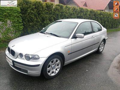 używany BMW 320 2dm 150KM 2004r. 154 000km