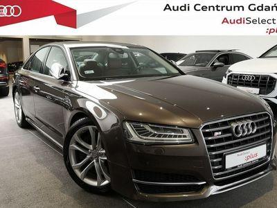 używany Audi S8 4dm 520KM 2016r. 106 500km