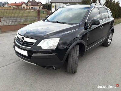 używany Opel Antara 2.0 CDTI 150kM 4x4 2007r