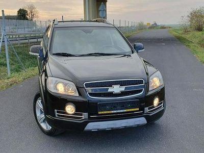 używany Chevrolet Captiva 2dm 150KM 2008r. 228 000km