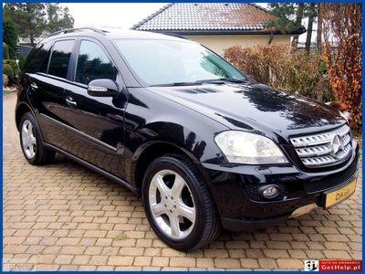 usado Mercedes 320 Klasa ML W164CDI SPORT 4Matic Pneumatyka Szyber Xenon ASO!!