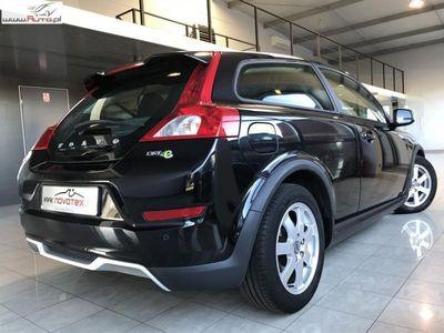 used Volvo C30 1.6dm3 110KM 2009r. 245 000km 1.6D*DriveE*klimatronic*alu 15*serwis w ASO*Gwarancja VIP Service