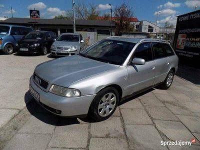 używany Audi A4 !!!Targówek!!! 1.6 Benzyna + LPG, 1999 rok produkcji! KOMIS TYSIAK B5 (1995-2001)