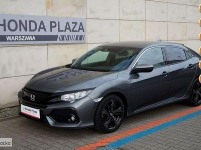 używany Honda Civic 1dm 129KM 2017r. 48 550km
