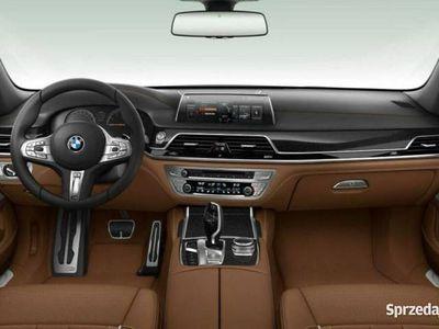 używany BMW 750 G11 4.4 449KM