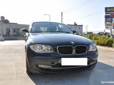 używany BMW 118 2dm 143KM 2007r. 214 659km