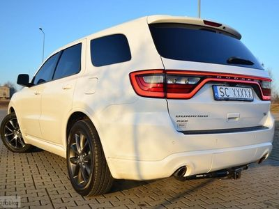 używany Dodge Durango III 5,7 HEMI V8 AWD 4X4 R/T + Faktura VAT23%, Częstochowa