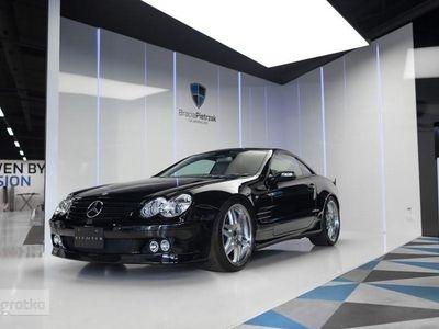 używany Mercedes SL500 Klasa SL R230