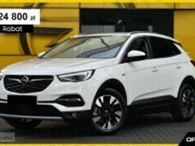 używany Opel Grandland X Elegance 1.6Turbo 180KM Nawigacja+ Ładowarka indukcyjna telefonu