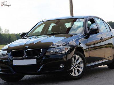 używany BMW 320 2dm3 170KM 2010r. 195 842km 170KM Navi Skóry MMI Alu Czarna z Niemiec
