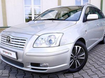 używany Toyota Avensis II 2.0 D4D 115KM/Klimatronic/Tempomat/Bezwyp/Zarejestr/ GWARANCJA/