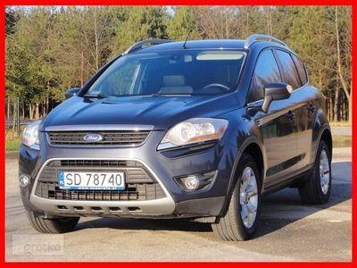 używany Ford Kuga 2.0 TDCI 140 KM. 4X4 2010 r, krajowy 1 wł.