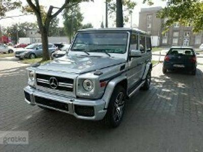 używany Mercedes 500 Klasa G W463Pakiet optyczny 63 AMG