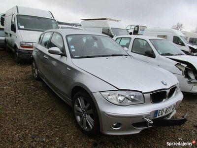 używany BMW 120 d ED877