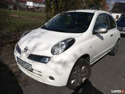 używany Nissan Micra 12K 2008 r.