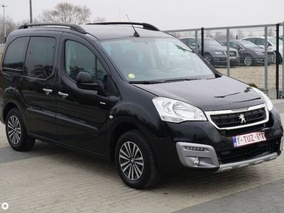 używany Peugeot Partner II