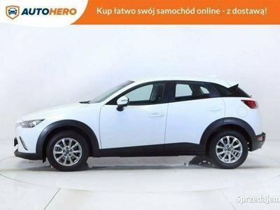 używany Mazda CX-3 DARMOWA DOSTAWA, Klima, Bluetooth, PDC, Serwis ASO, 1 wł.