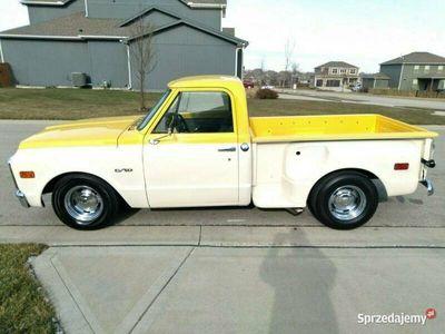 używany Chevrolet C10 C-10WHITE 1970 8 CYLINDER BENZ. 180KM 147678KM