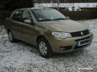 używany Fiat Albea 1,4 klima - Wrocław