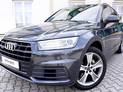 używany Audi Q5 III S-Line/BiXenon/Led/Alcantara/Navi/KameraCof/Quattro/Serwis/GWARANCJA