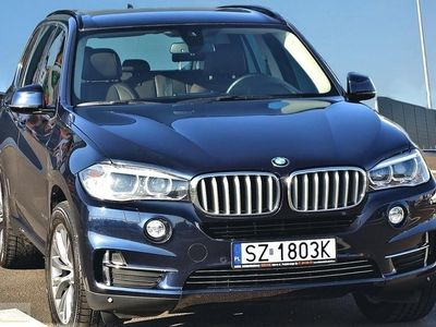 brugt BMW X5 III (F15) 40d BiTurbo 313 PS Sport-Aut. uxury Pure Excelence
