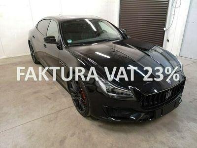 używany Maserati Quattroporte 3dm 430KM 2018r. 8 476km