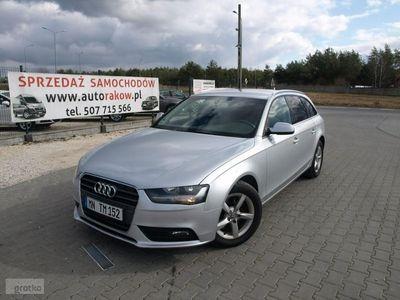 używany Audi A4 2dm 140KM 2013r. 299 000km