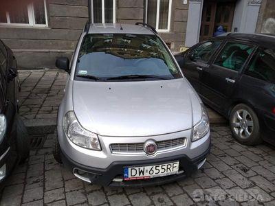 używany Fiat Sedici SEDICI KUPIONY W 2012KUPIONY W 2012